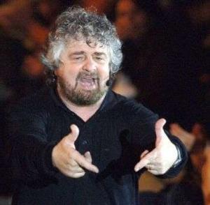 Beppe Grillo Parma