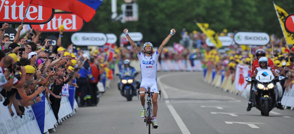 La prima vittoria di Pinot al Tour (2013): attesa per il 2015?