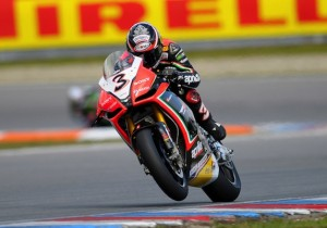 Max Biaggi campione del mondo 2012