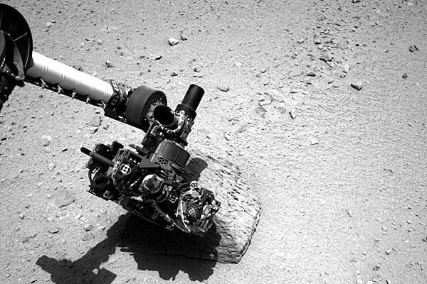roccia Marte, Jake Marte