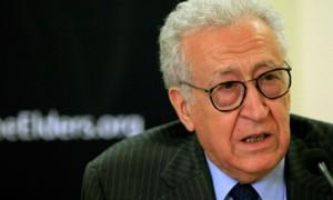 Lakhdar Brahimi, Siria, Bashar Al-Assad