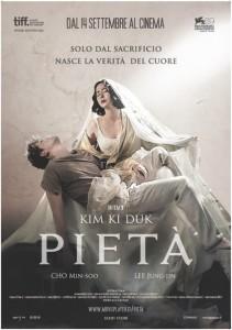 Pietà, Kim Ki-Duk, Festival di Venezia, Leone d'Oro