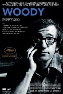 Woody, Woody Allen, documentario, Cannes