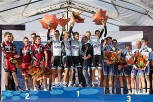 Omega-Quick Step mondiale cronometro squadre valkenburg