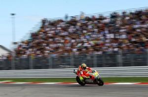 Valentino Rossi Ducati Misano 2012