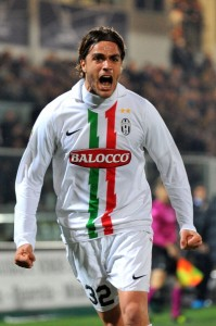 Alessandro Matri, Juventus