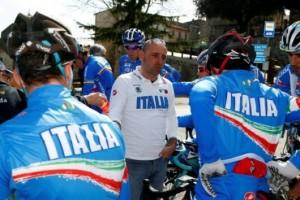 nazionale ciclismo bettini