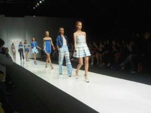 passerella milano fashion week