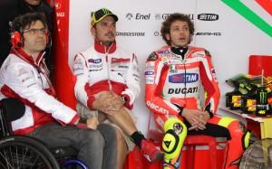 Rossi box Sepang