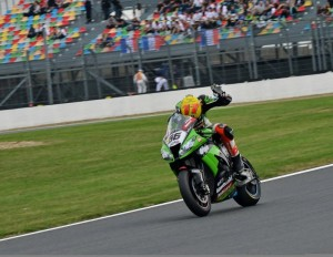 Tom Sykes Magny Cours 2012