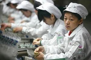 Foxconn Cina Apple iPhone 5