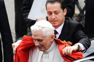 Paolo Gabriele Papa Benedetto XVI