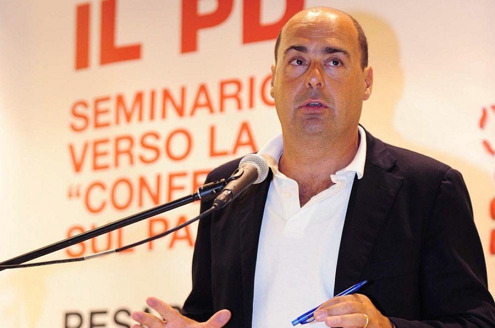 """Elezioni Lazio, Nicola Zingaretti si candida: """"Coalizione ..."""