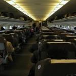 CRH5A_Second_Class_Seat