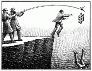 parodia fiscal cliff