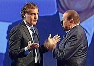 Berlusconi Giletti