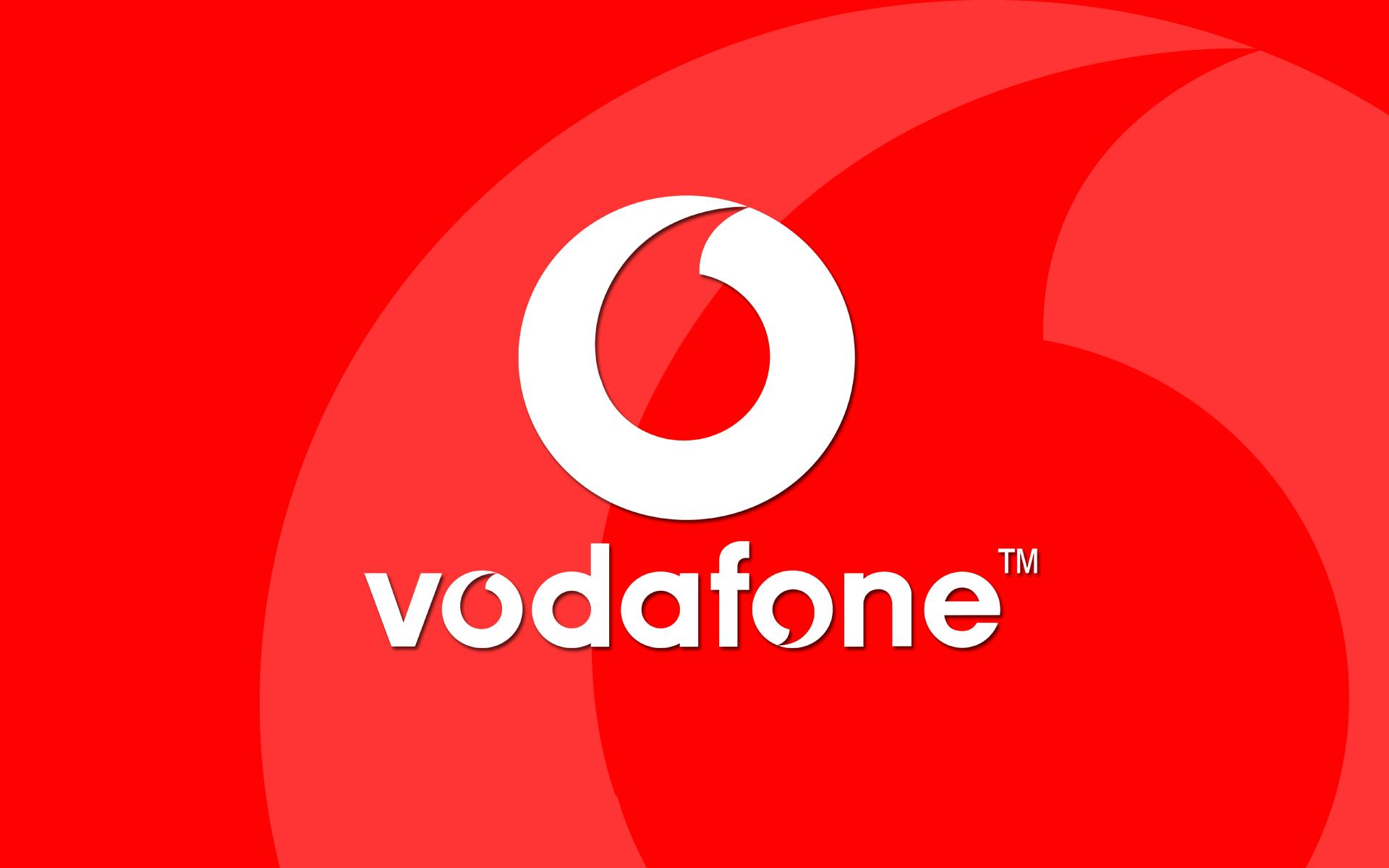 logo vodafoneVodafone Logo