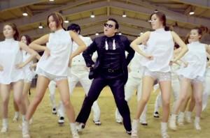 PSY gangnam style roma-lazio