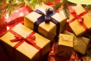 riciclo dei regali di natale