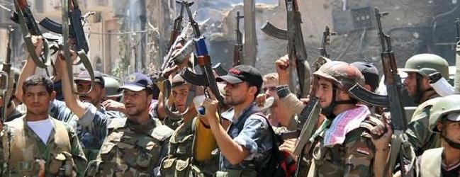 Non pochi i volontari stranieri tra le fila islamiste