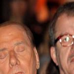 Memoriale Shoah: Berlusconi dorme durante la cerimonia
