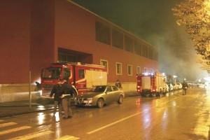 incendio cinema eliseo Avellino