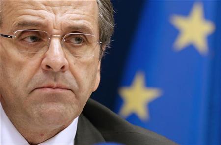 Samaras presidente del consiglio della Grecia