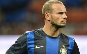 Wesley Sneijder, calciomercato