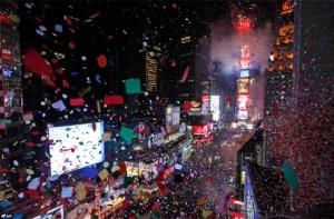 Capodanno 2013 nel mondo