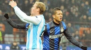 Fredy Guarin, Inter-Pescara 2-0