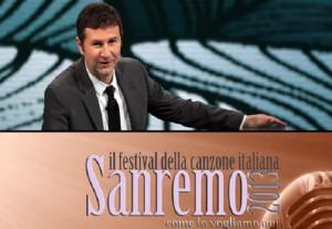 Sanremo 2013: quest'anno è il festival della Musica, non del gossip