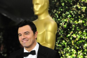 Seth MacFarlane, Oscar 2013, nomination