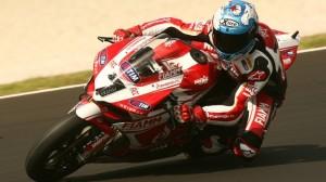 Carlos Checa Panigale Superbike