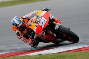 Pedrosa  MotoGP Sepang