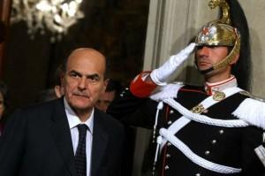 bersani, premier, reazioni