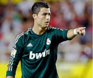 cristiano ronaldo, manchester united-real madrid