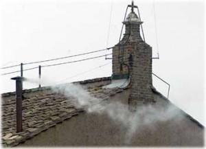 fumata bianca Conclave
