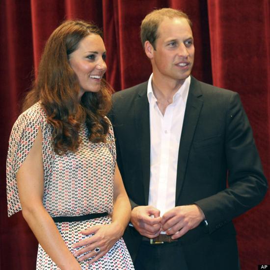 Kate Middleton Incinta...quando La MammAvventura è Reale