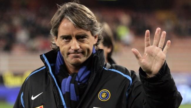 Roberto Mancini, allenatore dell'Inter (fonte: