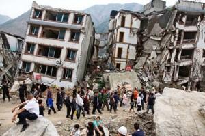 cina, terremoto