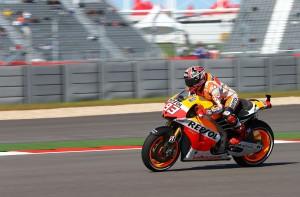 Marc Marquez Texas MotoGP
