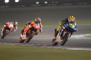 Rossi Marquez MotoGP
