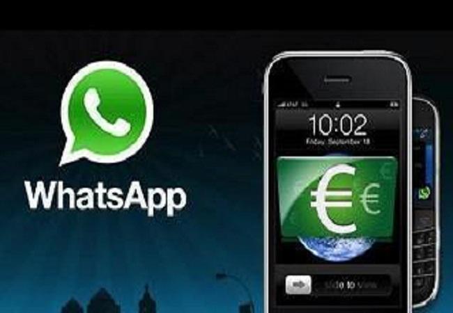 Whatsapp sms