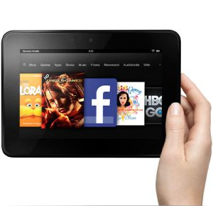 kindle tv