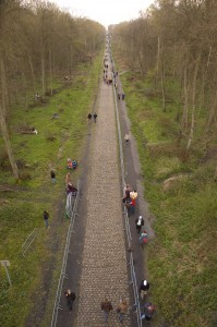 Arenberg foresta parigi roubaix