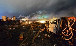 Texas esplosione (ansa.it)