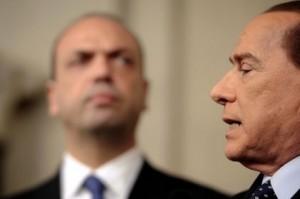 """Alfano e Berlusconi: un rapporto """"diversamente sereno""""?"""
