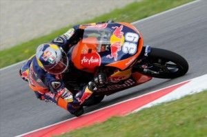 Luis Salom Moto3