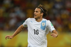 diego forlan, Nigeria-Uruguay 1-2