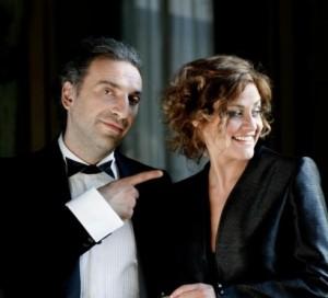 """I due """"vecchi"""" amici Bollani & Grandi (estatefiesolana.it)"""
